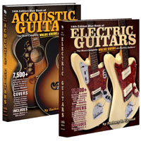 14th Blue Book of Guitar Books