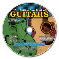 15th Edition Blue Book of Guitars DVD