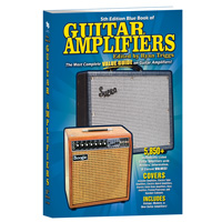 5th Edition Blue Book of Guitars Amplifiers